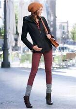 Hosengröße 36 Röhre/Tregging Damenhosen aus Polyester