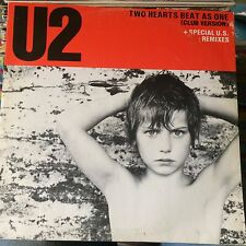 U2 TWO HEARTS BEAT AS ONE (CLUB VERSION) SPECIAL U.S. MIXES 1983
