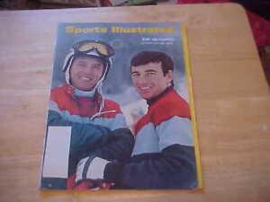 The Olympics U.S. Skiers Kidd And Heuga  Feb. 5, 1968 Sports Illustrated