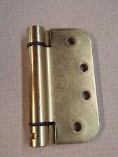 Bommer Spring Hinge Brass K-4667 653M 4 x 4 x 11/16 Each