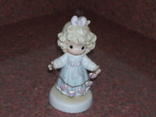 PRECIOUS MOMENTS FIGURINE YOU HAVE TOUCHED SO MANY HEARTS 1996