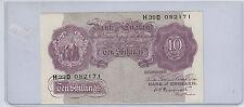Bank of England 10 Shillings Note  AU