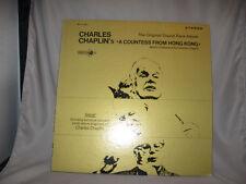 COUNTESS FROM HONG KONG LP Charles Chaplin Film Soundtrack - Decca DL71501