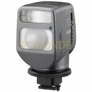 Sony HVL-HFL1 Combination Video Light/Flash for Camcorders (pp)