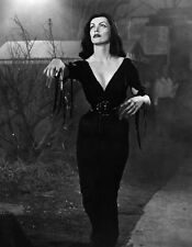 """Ed Wood Vampira Plan 9 from Outer Space 14 x 11"""" Photo Print"""