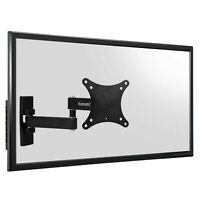 TV Wall Bracket Mount LCD LED Plasma 3D 10 14 15 19 20 21 22 23 26 Inch Screen