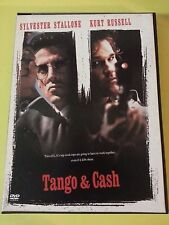 TANGO & CASH SYLVESTER STALLONE KURT RUSSELL ACTION ADVENTURE (DVD, 1997)