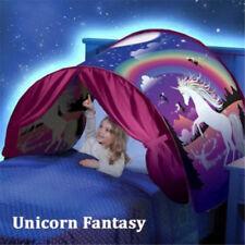 Unicorn Fantasy Dream Tents Winter Wonderland Playhouse Indoor Bed Tent