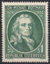 Österreich 1954 ANK 1016 / Michel 1007 Johann Michael Rottmayr postfrisch