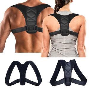 Haltungstrainer Rückenbandage Rückenhalter Geradehalter Zur Haltungskorrektur