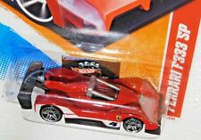 Hot Wheels Ferrari F333 SP Red 2011