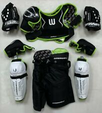 Winwell Youth Ice Hockey Complete Equipment Set Kit package Large jr yth kids