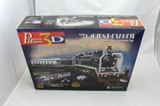 Puzz 3D The Orient Express Train 3 Dimensional Puzzle Hasbro 1998