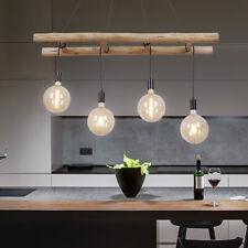 Holzbalken Lampe in Deckenlampen & Kronleuchter günstig