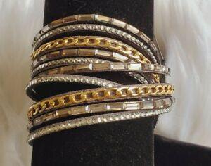 Woman's Urban Bracelet - Cheaters Never Prosper