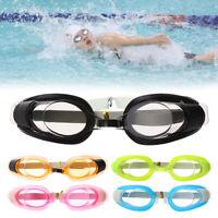 High Definition Swim Eyewear Adjustable Children Eyeglasses Swimming Goggles