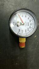 A14993 DEWALT 1 PZ Dewalt Gauge For Air Compressor 300 PSI