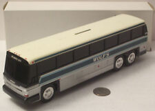 """Friendly Wolf's Plastic Bus/Bank 10"""" NEW in BOX"""