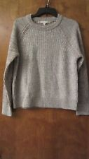 NWT Chelsea & Violet Soft Sweater Marled Pullover SZ M Wool Blend $88