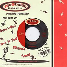 Geno parchi stessa cosa/James Brown chonnie su CHON UK Hip Tremo 60s R&B/SOUL