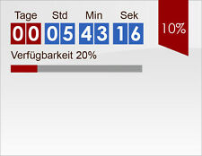 Flow® Shopsoftware Modul - Artikeltimer / counter