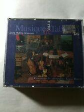 B - 155  Tafel Musik CD BRAND NEW