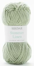 Sirdar Summer Linen DK 50g - Our 206 Willow