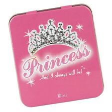 PRINCESS MINTS TIN MUM GIRL GIFT SECRET SANTA OFFICE CHRISTMAS STOCKING FILLER