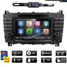 Car Stereo For Mercedes Benz C/CLK Class C230 C320 CLK350 Radio DVD GPS Player~