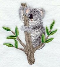 Embroidered Short-Sleeved T-Shirt - Koala M1947 Sizes S - Xxl
