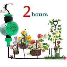 Automatic Water Timer Garden Home Irrigation Controller Watering Waterproof Tool