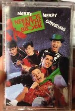 Merry, Merry Christmas by New Kids on the Block (Cassette, Sep-1989, Columbia (U