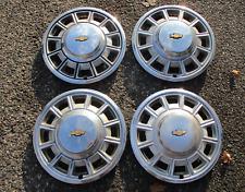 Factory Chevy Citation Monza Chevette 13 inch metal hubcaps