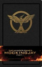 Hunger Games Mockingjay Ruled Journal by Insight Editions 9781608874972