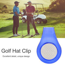 Caiton Golf Cap Clip Hat Clamp Magnetic Ball Marker Outdoor Sports Accessories
