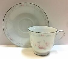 Noritake CARTHAGE Cup & Saucer Set- BEST More Items Available
