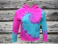Kids Tie Dye Hoodie Sweatshirt