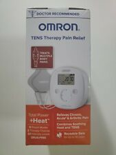Omron TENS Therapy Pain Relief Total power + Heat