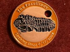 Pathtag 36757 - Fossillady's Trilobite 2nd