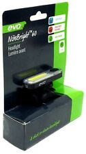 EVO NITEBRIGHT 60 LED Bicycle Front Light USB Rechargeable