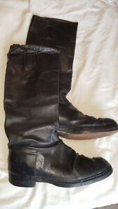 Original WW2 German Officer Boots