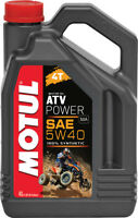 MOTUL ATV POWER 4T 5W40 4LT 105898
