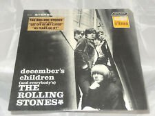 Rolling Stones December's Sealed Vinyl Record LP USA 1967 Orig Hype Sticker CO