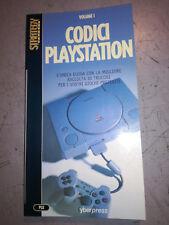 PSX PS1 PC Playstation 1 Guida Strategia ITALIANO Kyber Press codici playstation