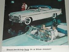1955 Chrysler advertisement, Chrysler Windsor Deluxe
