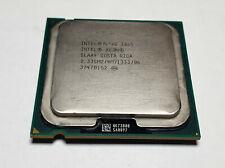 Intel Xeon 3065 2.333 GHz 2.33GHZ/4M/1333, SLAA9 Socket 775