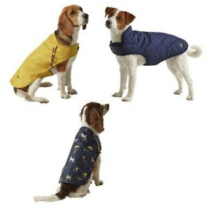 Rosewood Joules Pet Collection Dog Coats, High Quality Dog Clothing, Quilted