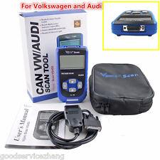 """"""" VS450 Car Code Reader Diagnostic Scanner OBD2 Can Reset Airbag for Audi VW Sea"""