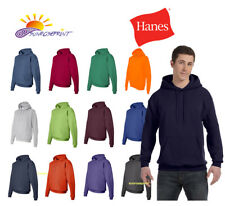 Hanes  EcoSmart® 50/50 Pullover Hood-P170