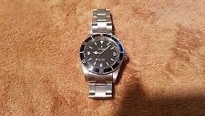 TICINO Vintage Sea-Viper Automatic Men's Dive Watch Sapphire Crystal Sub Homage